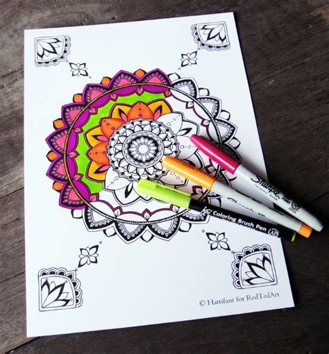 coloring book for grown ups mandala coloring book colouring pages archives ted s
