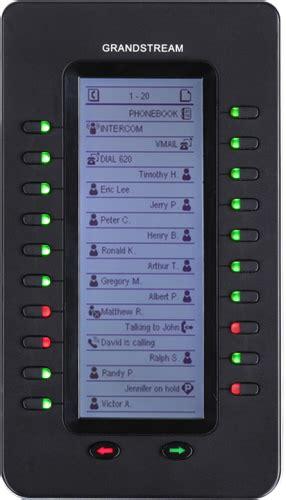 Grandstream Gxp2200ext Ext Module Untuk Gxp2200 ip phone modules accessories grandstream