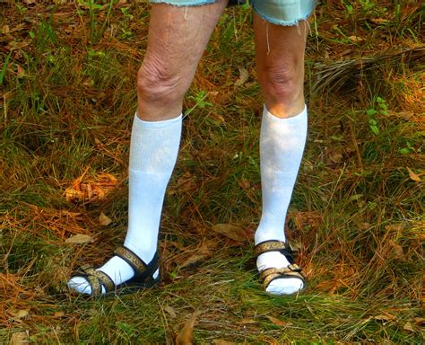 sandals and socks strange things only will understand part 1