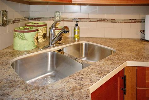 under counter sinks with laminate countertops laminated coutertop profiles