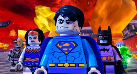 Kaos Ordinal Justice League 04 filmfenix justice league vs bizarro league recension