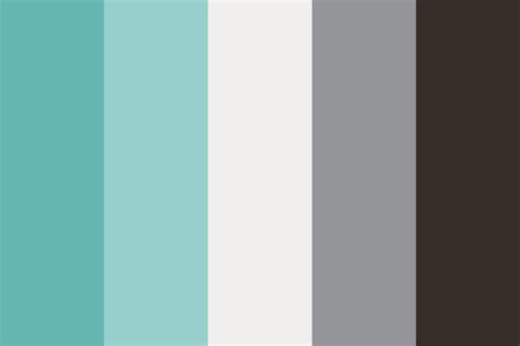 cool color palettes cool chic color palette