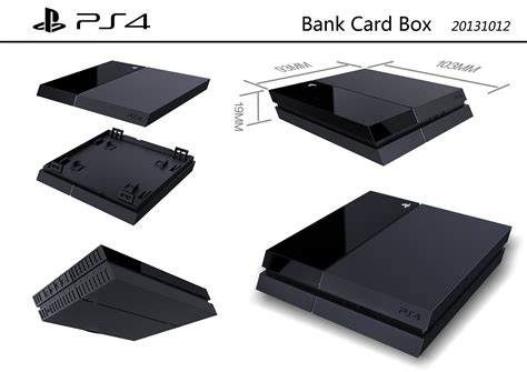 Wii Gift Card Holder - numskull gift card holder ps4 miniatur konsole ideal f 252 r psn gutscheine ebay