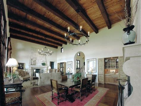 spanish inspired home decor 10 spanish inspired rooms hgtv