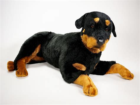 rottweiler stuffed animal rottweiler 2258 rottweilers dogs