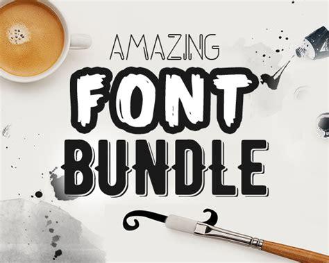 design font bundles new font bundle 23 fonts resources graphic design