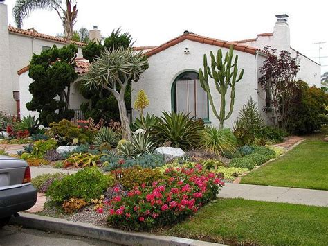 front yard xeriscape xeriscape front yard landscaping san diego yard