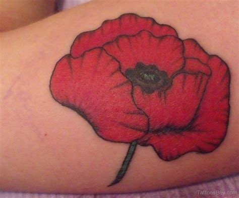 tattoo poppy designs poppy designs pictures page 7