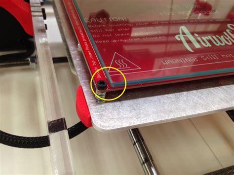 3d printer heated bed 3d printer user manual for models aw3d v 4 v 5 and v 5 5
