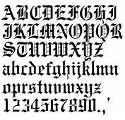 Old English Text Lettering Tattoo Pics A Y Tattoodonkeycomjpg