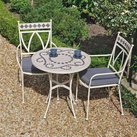 bistro patio furniture marrakech bistro set