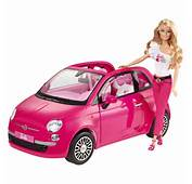 Barbie&174 Doll And Fiat Convertible Car  ShopMattelcom