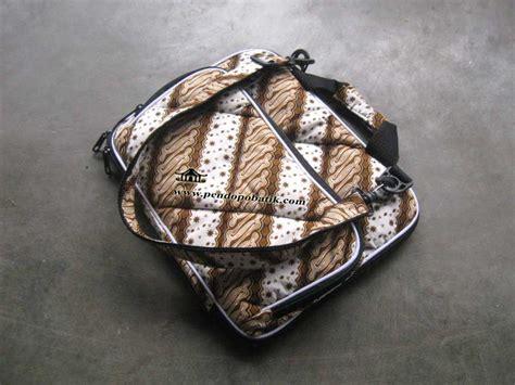 Tas Laptop 003 tas laptop batik pendopo batik