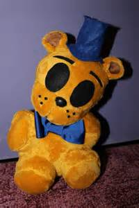 Golden freddy plush for sale