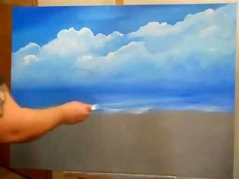 acrylic painting sky acrylic sky and painting by miguel