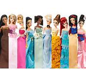 The Top Wanted Princess Doll Seems To Be Rapunzel With Jasmine At A