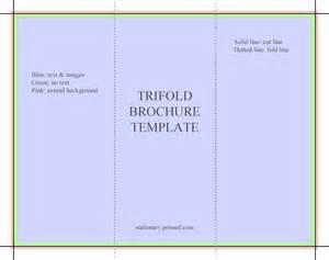 Free download tri fold template sensibleearnings com