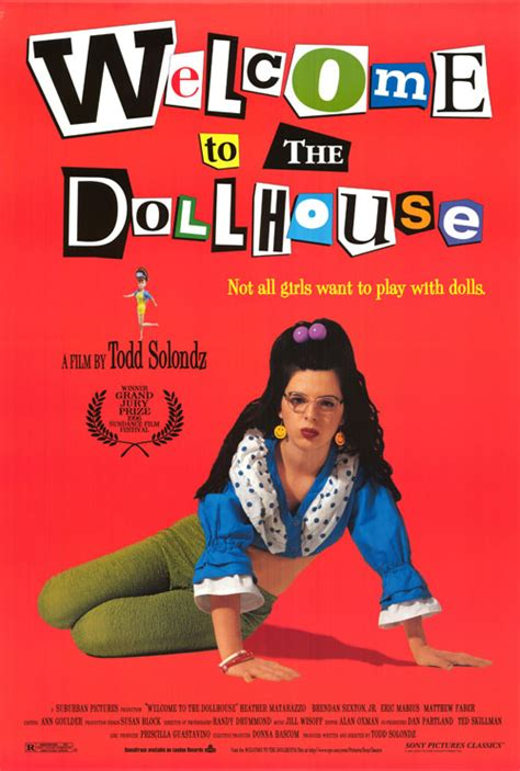 welcome to the doll house welcome to the dollhouse movie posters at movie poster warehouse movieposter com
