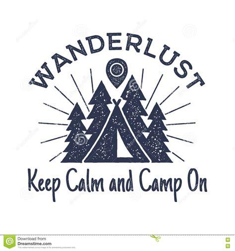 Custom Graphic Tshirt Time Maurice wanderlust cing badge school t shirt print apparel graphics retro
