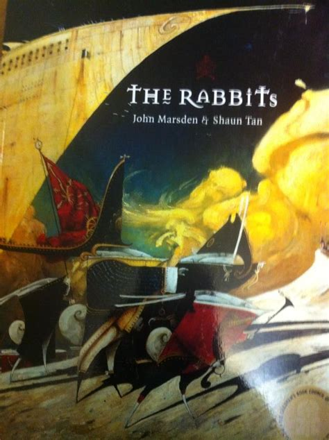 the rabbits picture book visual language features of the rabbits children s