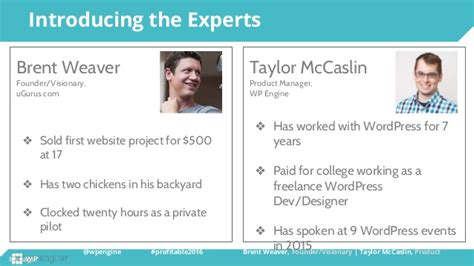 wpengine hiring manager increase project fees and profitability but not your
