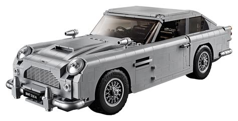lego aston martin db5 the official lego bond aston martin db5 looks fantastic