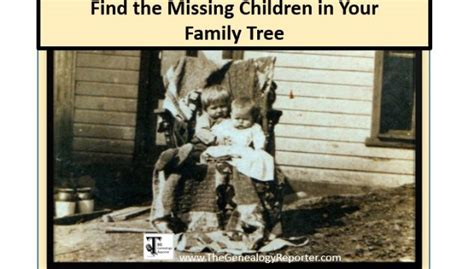Family Tree Birth Records The Genealogy Reporter