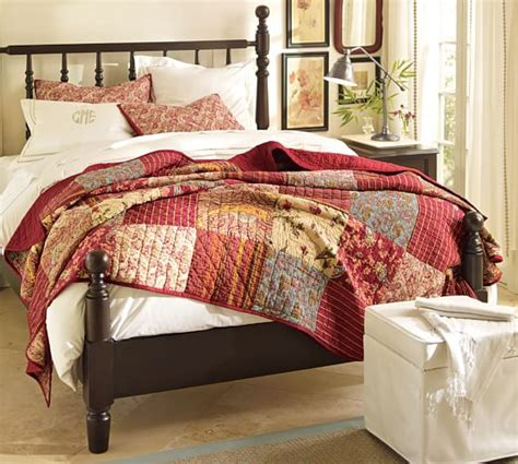 Potterybarn Quilts by Patchwork Quilt Sham Pottery Barn