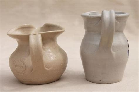 Image Gallery Williamsburg Pottery - vintage williamsburg pottery salt glazed stoneware mini