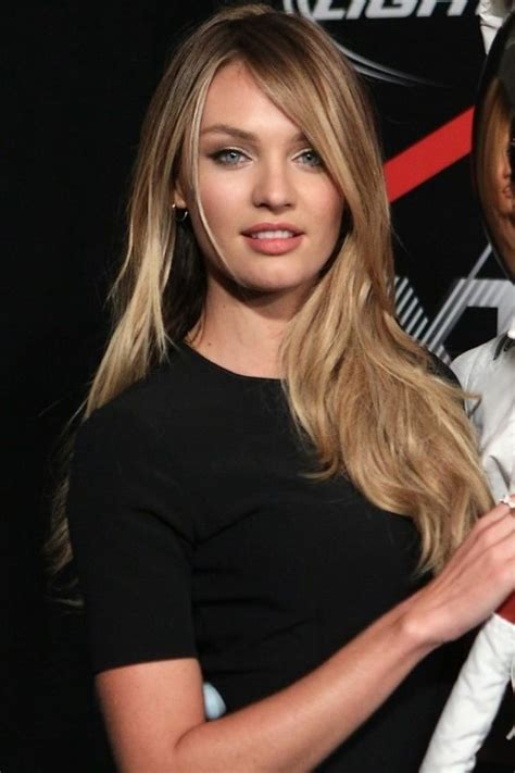 did candace swanepoel cut hair candice swanepoel long hair candice swanepoel long