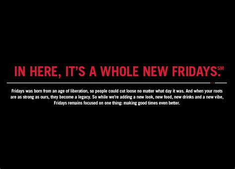 Closest Tag Office by Brand New New Logo And Restaurant Design For Tgi Fridays
