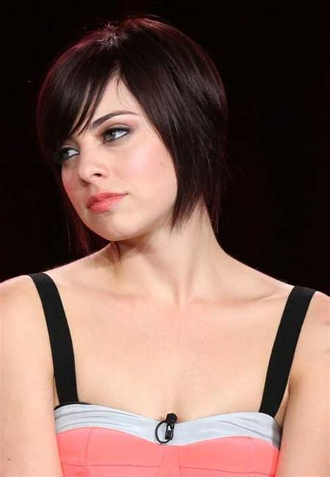 bob haircuts with blunt ends 20 latest celebrity short hairstyles pretty designs