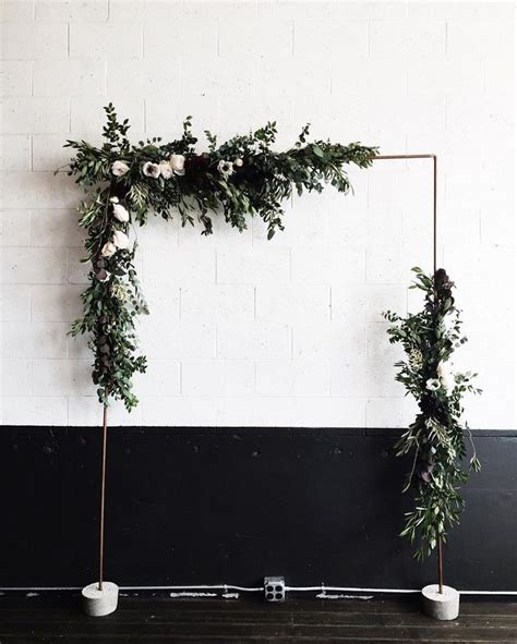 Wedding Altar Backdrop by Best 25 Ceremony Backdrop Ideas On Wedding