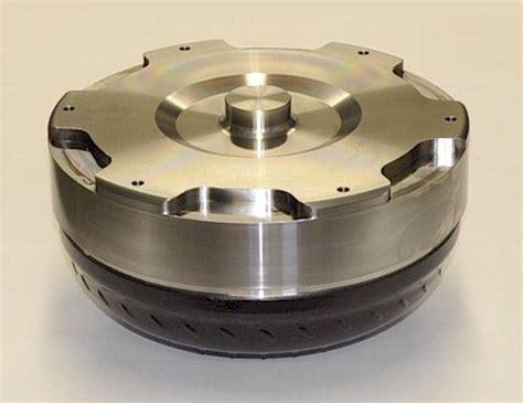 torque converter  billet aluminum stator option