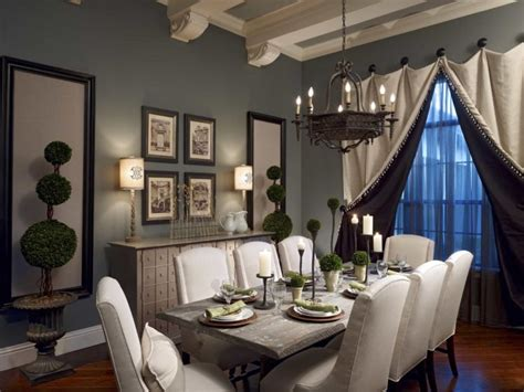 romantic style dining room ideas