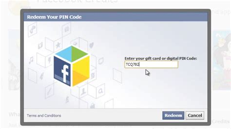 facebook giftcard redeem youtube - Www Facebook Com Redeem Gift Card