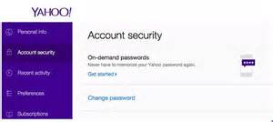 android reset yahoo password yahoo mail kills off the password app introduces account