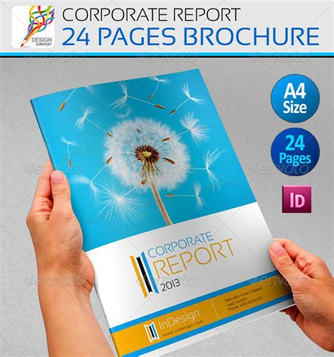 brochure design templates indesign 30 high quality indesign brochure templates web