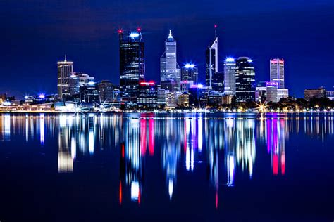 perth lights shirley milburn perth surrounds city lights