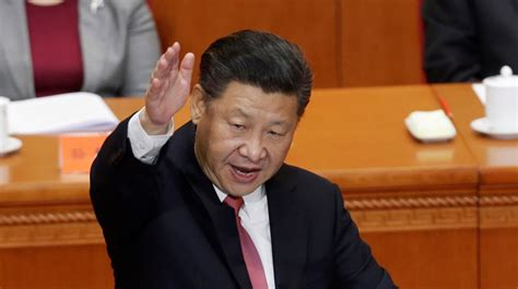 china s xi jinping calls donald trump for a talk trump
