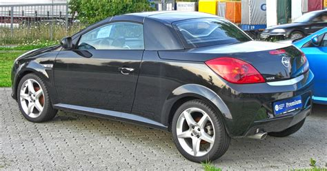 opel tigra opel tigra twintop technical details history photos on