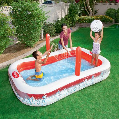 bestway sports pool garden paddling pools