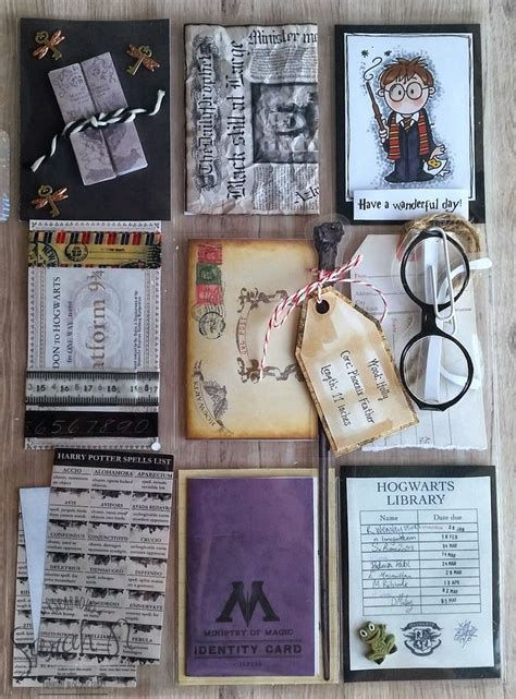 harry potter letter 2 541 best harry potter crafts and stuff images on 1276