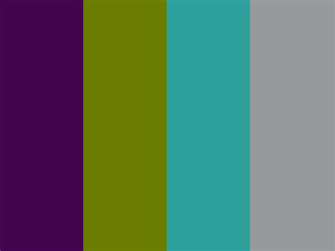 turquoise color scheme color palette purple green turquoise and grey living