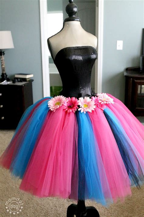 Diy Tutu Table Gorgeous Decorating by How To Make A Tutu