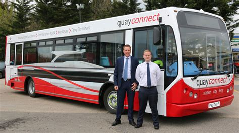 citylink upgrade new name and livery for citylink bus service island echo