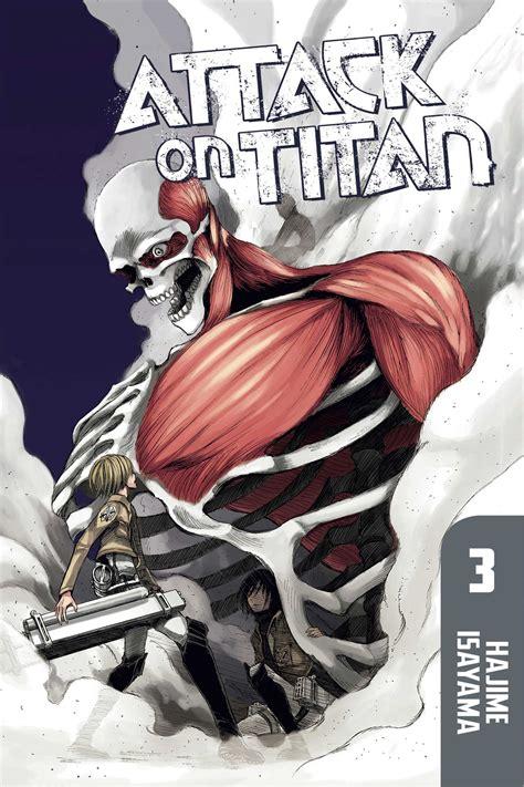 Attack On Titan 3 attack on titan 3 kodansha comics