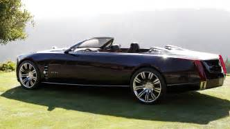 Cadillac Doors New Cadillac Ciel 4 Door Convertible Concept Wows Pebble