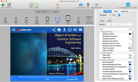 design html mac how to create html5 flipbook on mac