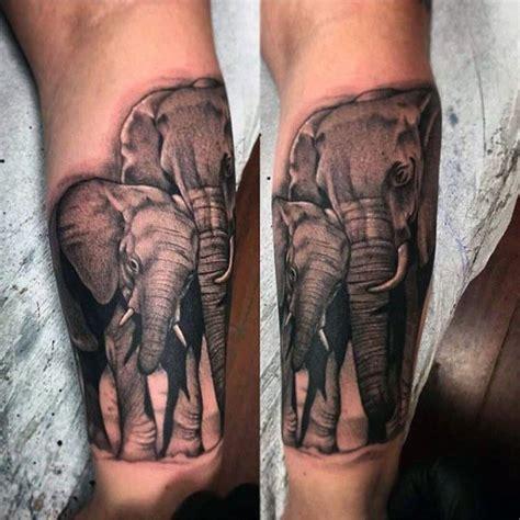 elephant tattoo for guys 100 elephant designs for think big elephant